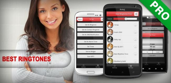 Gratis Ringsignaler Android