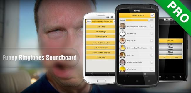 Roliga Ringsignaler för Android