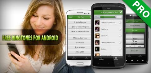 Bästa Ringsignaler Android
