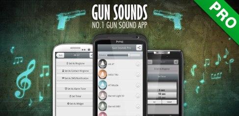 Pistol Ljud till Mobilen