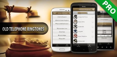 Gammal Telefon Ringsignal till Android