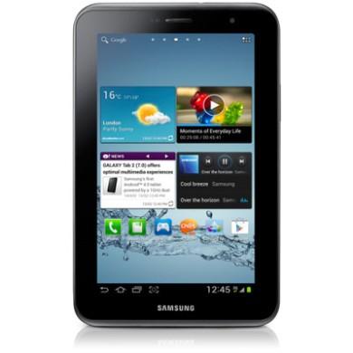 Surfplatta Samsung Galaxy Tab 2 7.0