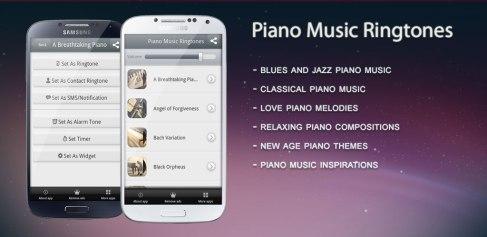 Piano Ringsignaler till Mobilen Gratis
