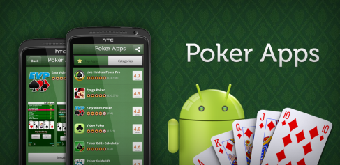 gratis poker appar