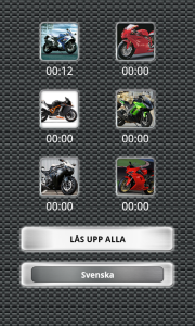 Pojkspel - Motorcykel Pusselspel Gratis