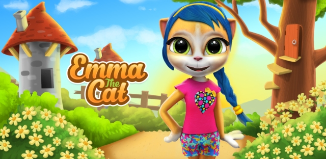 Emma the Cat