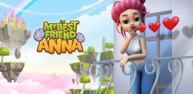 My Best Friend Anna